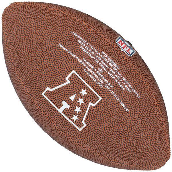Bola de Futebol Americano Wilson NFL Team DENVER BRONCOS  - Loja Prime
