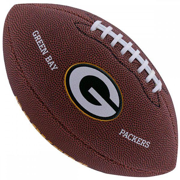 Bola de Futebol Americano Wilson NFL Team GREEN BAY PACKERS  - Loja Prime