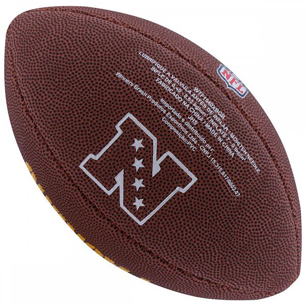 4609375b7d16f Bola de Futebol Americano Wilson NFL Team GREEN BAY PACKERS - Loja Prime