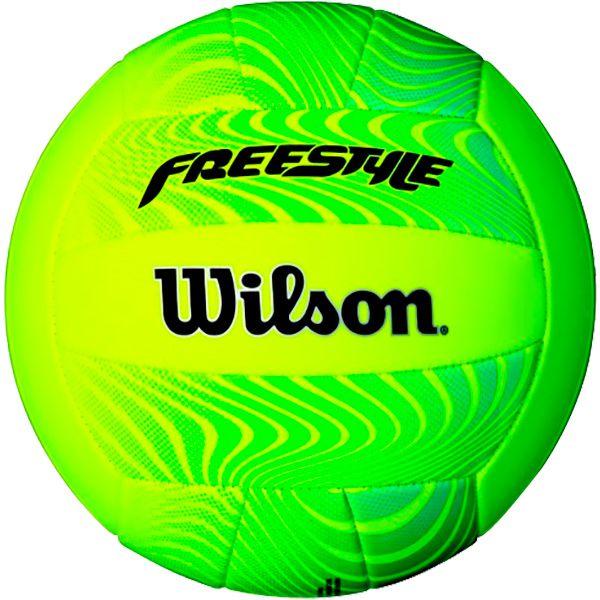 Bola de Vôlei Wilson Freestyle Verde  - Loja Prime