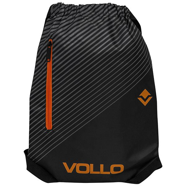 Bolsa Esportiva Vollo Gym Sack One Preto VBG005  - Loja Prime