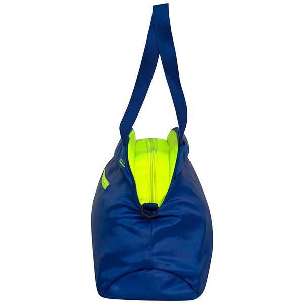 Bolsa Esportiva Vollo Workout Azul VBG003  - Treinit