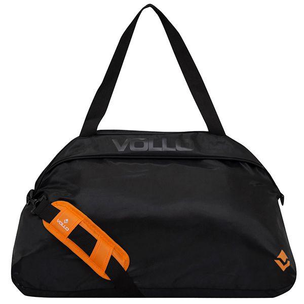 Bolsa Esportiva Vollo Workout Preta VBG002  - Loja Prime