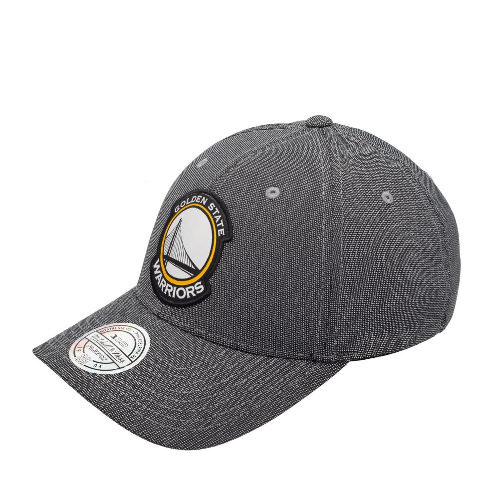 Boné NBA Golden State Warriors Mitchell & Ness  - Treinit