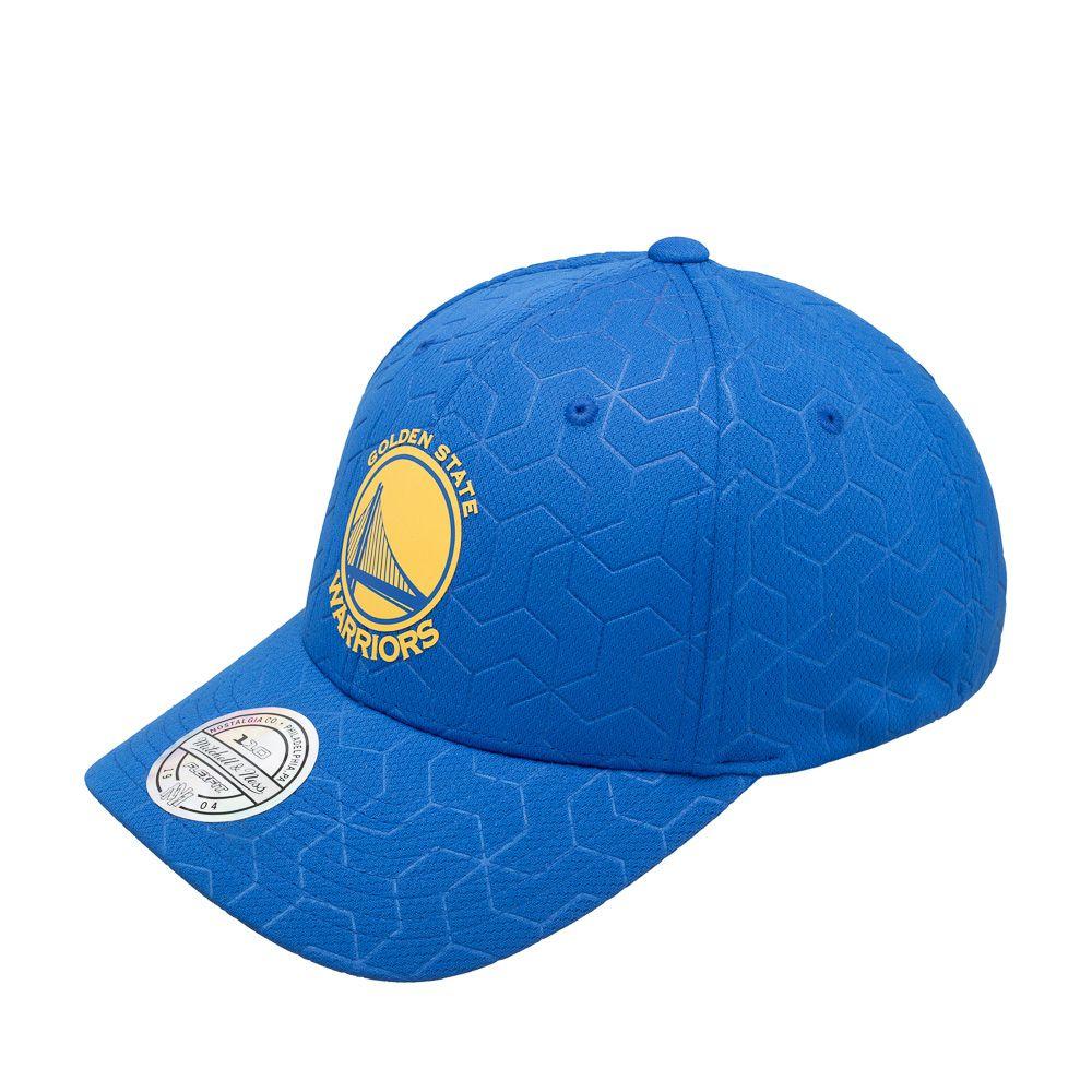Boné NBA Golden State Warriors Mitchell & Ness  - Treinit
