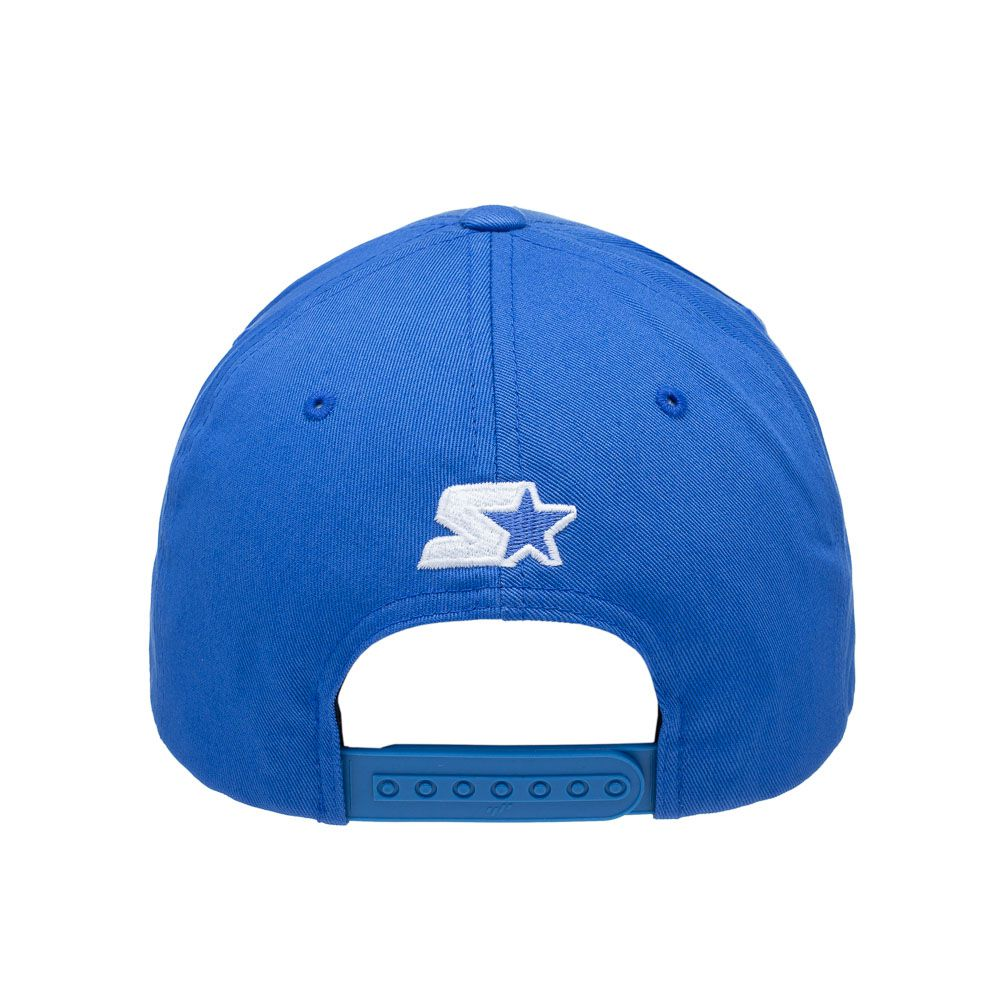 Boné Starter Transparent Star Aba Reta Azul  - TREINIT