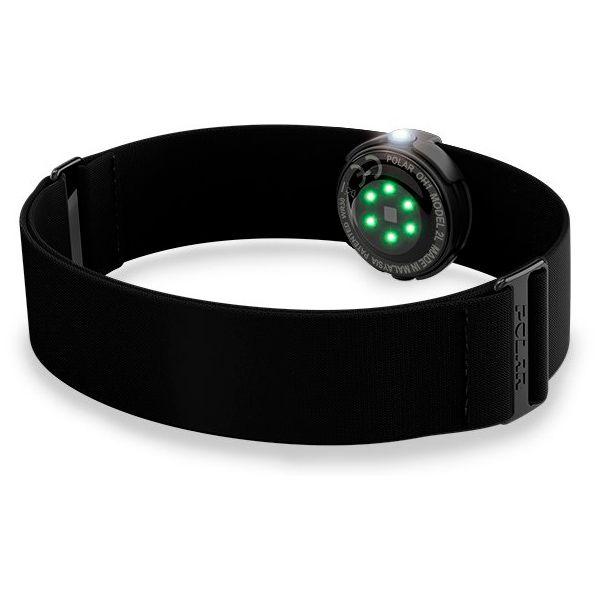 Braçadeira c/ Sensor Óptico de Frequência Cardíaca POLAR OH1  - Loja Prime