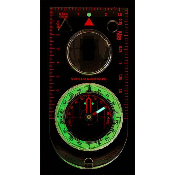 Bússola Suunto A-30 SH Métrica  - Treinit