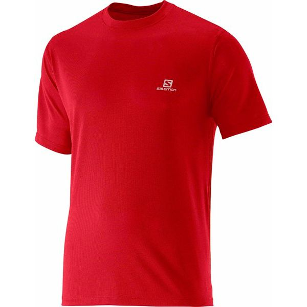 Camisa Corrida Salomon COMET SS Vermelha  - Loja Prime