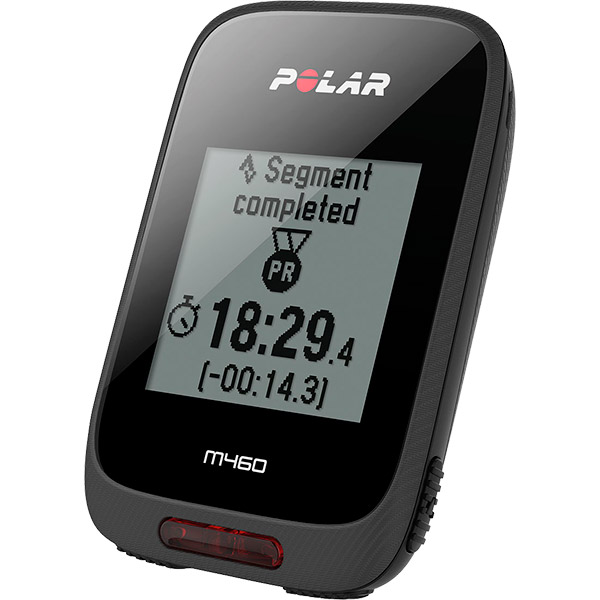Ciclocomputador c/ GPS Polar M460 Velocímetro  - TREINIT