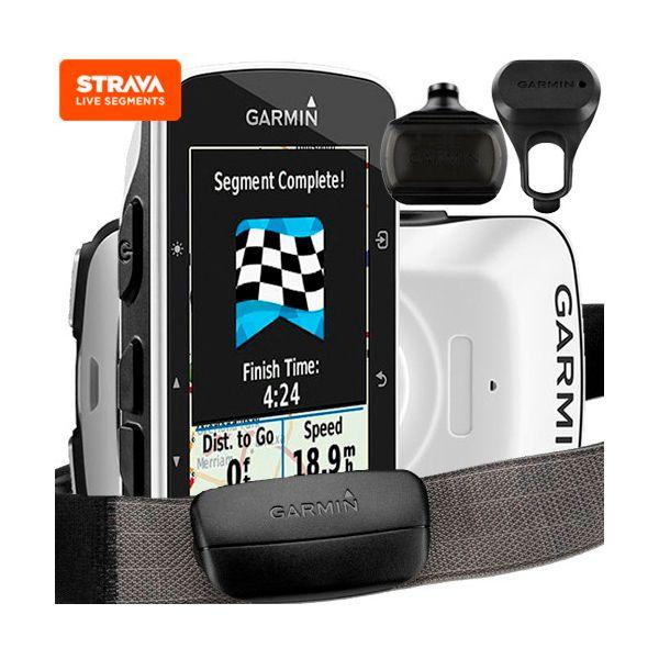 Ciclocomputador GPS Garmin Edge 520 Bundle Cinta Cardíaca  - Loja Prime