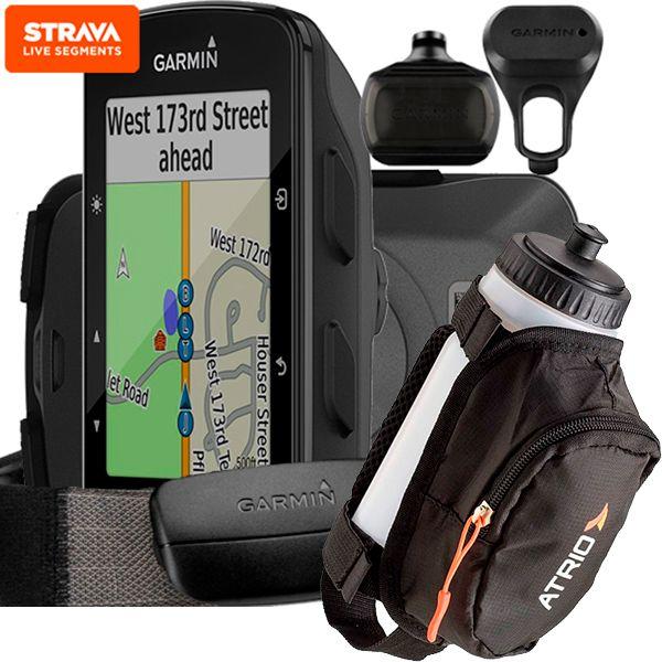 Ciclocomputador GPS Garmin Edge 520 Plus Bundle Cinta Cardíaca  - Loja Prime