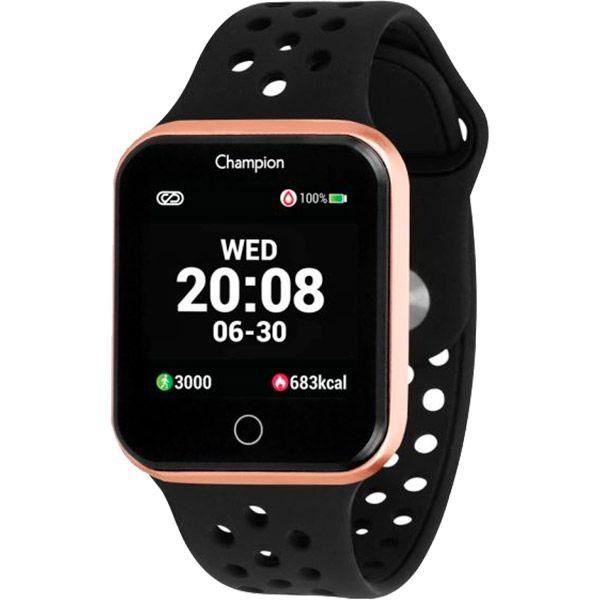 Relógio Smartwatch Champion CH50006Z Bluetooth  - TREINIT
