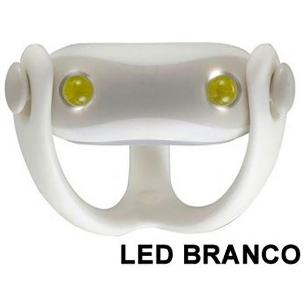 Farol Vista Light Infini I-203W Led Branco WUKONG Branco  - Loja Prime