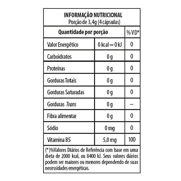 L-CARN INTEGRALMÉDICA BODY SIZE - 60 Cápsulas  - Loja Prime