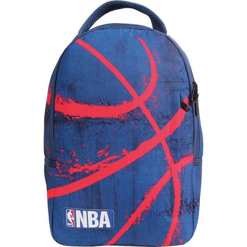 Mochila NBA Azul/Vermelha Dermiwil 30346  - Loja Prime
