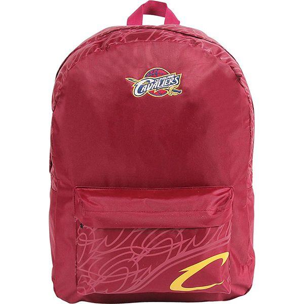 Mochila NBA Cleveland Cavaliers Vermelha Dermiwil 30335  - Loja Prime