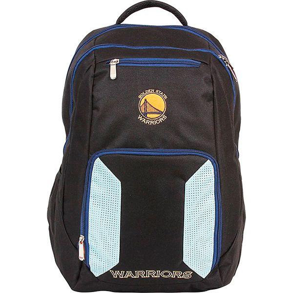 Mochila NBA Golden State Warriors Azul Dermiwil 37186  - Loja Prime