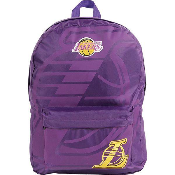 Mochila NBA Los Angeles Lakers Roxa Dermiwil 30337  - Loja Prime