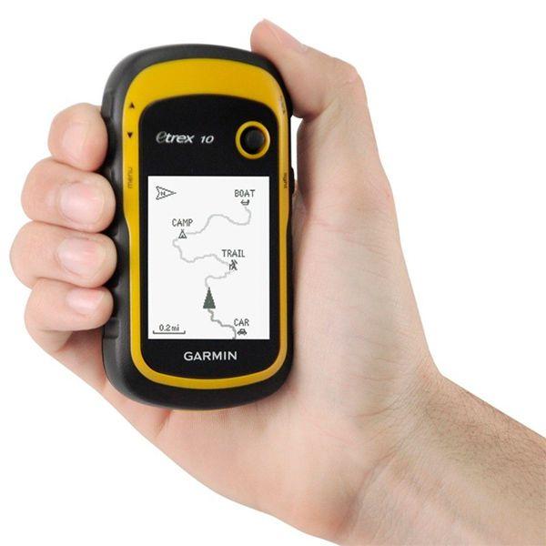 Navegador GPS Garmin eTrex 10 - Frete Grátis  - TREINIT