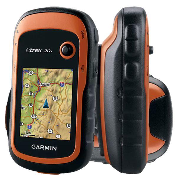Navegador GPS Garmin eTrex 20x - Frete Grátis  - Treinit