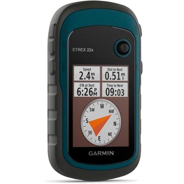Navegador GPS Garmin eTrex 22x - 8Gb GLONASS  - TREINIT