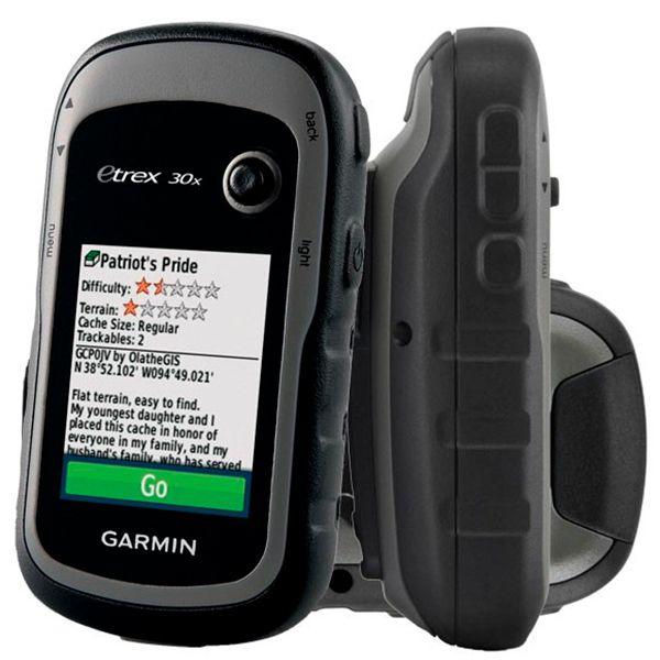 Navegador GPS Garmin eTrex 30x - Frete Grátis  - Loja Prime