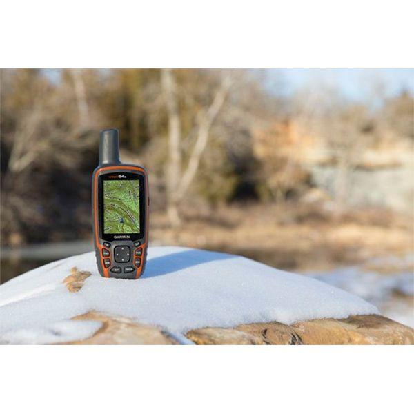 Navegador GPS Garmin GPSMAP 64S - Frete Grátis  - Loja Prime