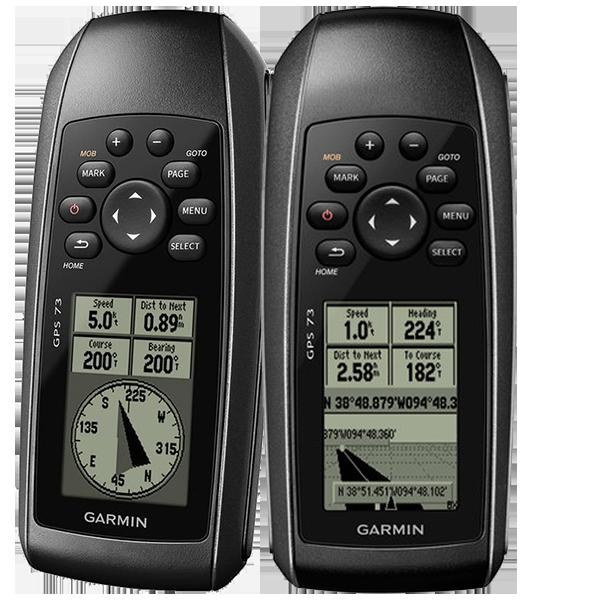 Navegador GPS Garmin GPSMAP 73 - Frete Grátis  - Treinit