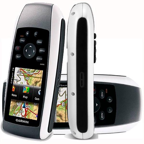 Navegador GPS Garmin GPSMAP 78 - Frete Grátis  - TREINIT