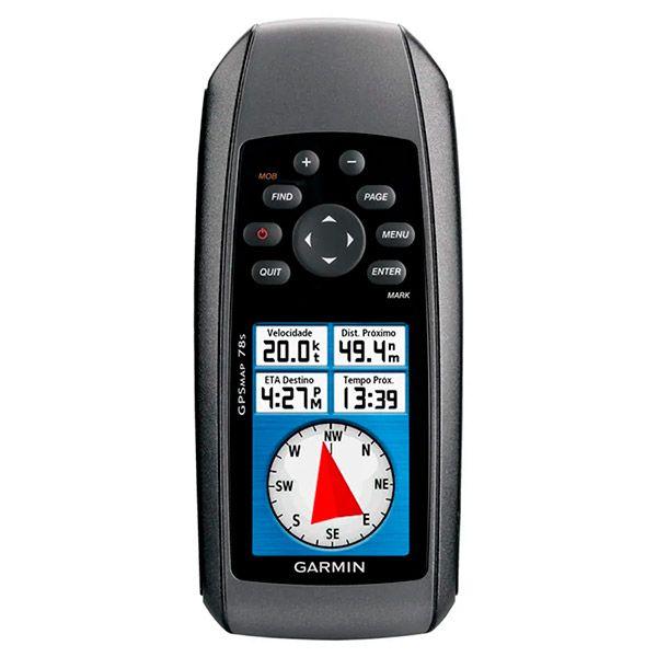 Navegador GPS Garmin GPSMAP 78S - Frete Grátis  - TREINIT