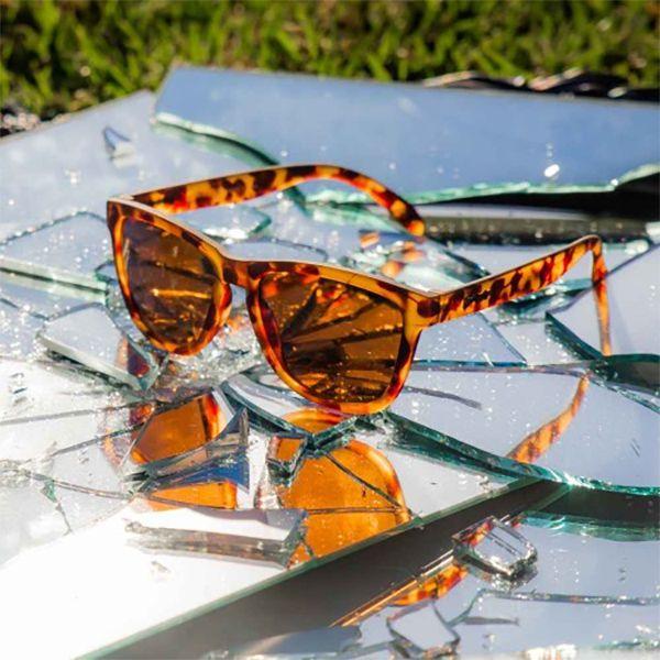 Óculos de Sol Goodr - Running - Bosley's Basset Hound Dreams  - TREINIT