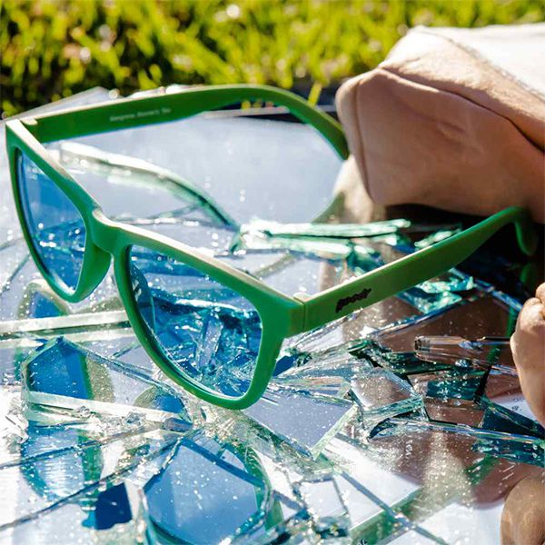 Óculos de Sol Goodr - Running - Gangrene Runner's Toes  - Loja Prime