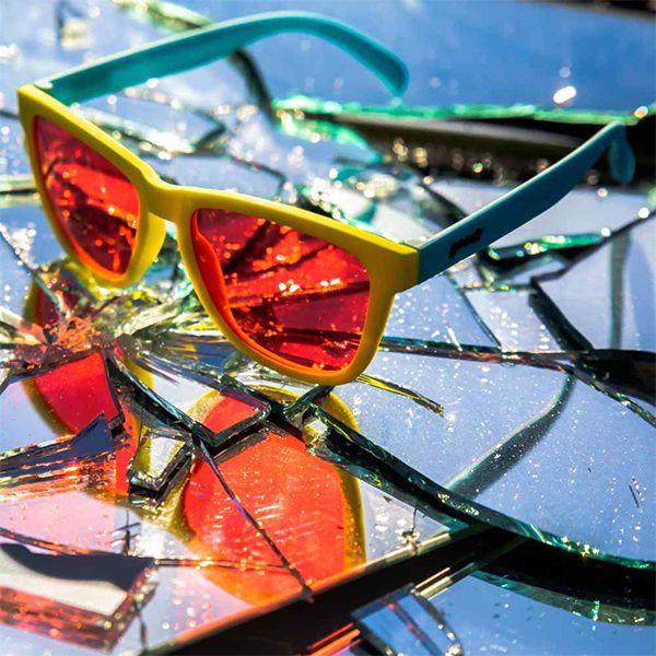 Óculos de Sol Goodr - Running - Pineapple Painkillers  - Loja Prime