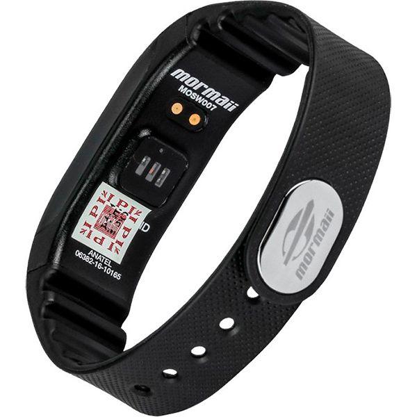 5b41b10548742 Pulseira Mormaii FitPulse Relógio Monitor Cardíaco MOSW007 8P - Loja Prime