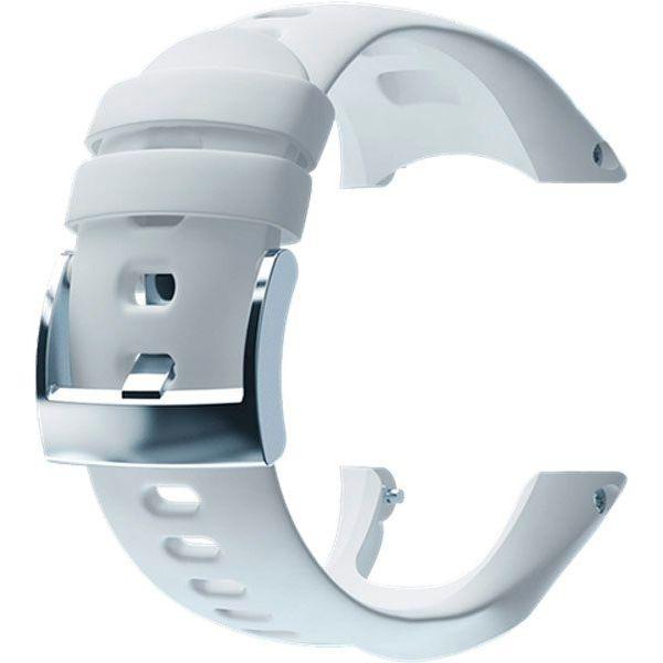 Pulseira Suunto Ambit3 Sport White Silicone Strap  - TREINIT
