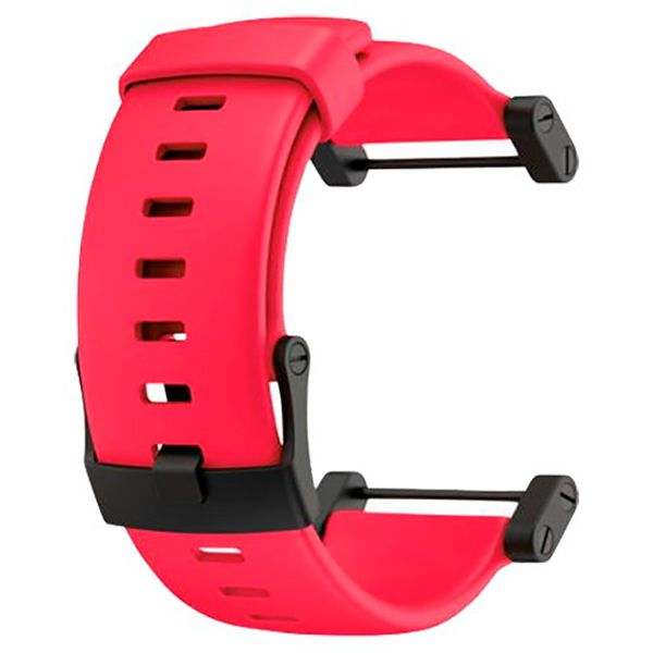 Pulseira Suunto Core Red Rubber Strap  - TREINIT