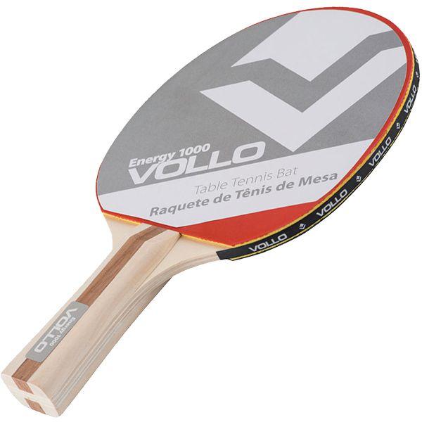 Raquete de Tênis de Mesa Vollo Energy 1000 VT603  - Loja Prime