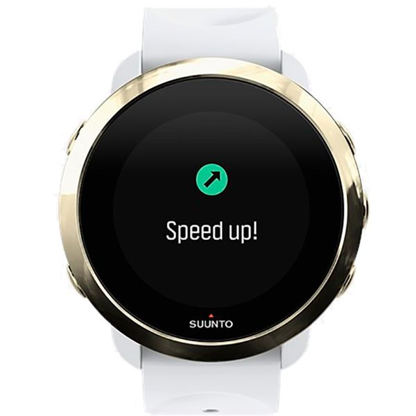 Relógio c/ Monitor Cardíaco no Pulso Suunto 3 Fitness Gold  - Loja Prime