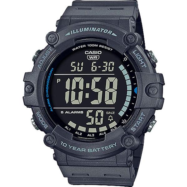 Relógio Casio AE-1500WH-8BVDF Bateria 10 Anos  - TREINIT