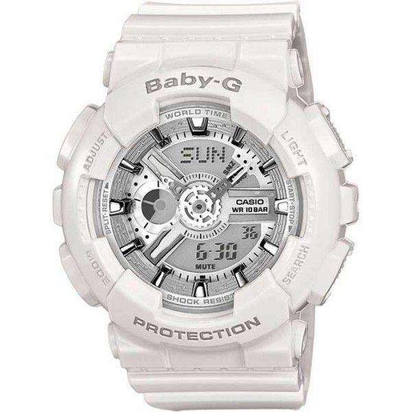Relógio Feminino Casio Baby-G BA-110-7A3DR Original Garantia  - Treinit