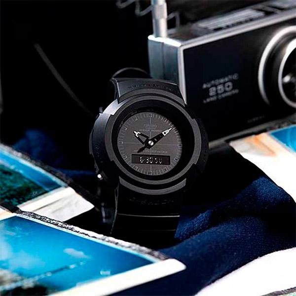 Relógio Casio G-Shock AW-500BB-1EDR Revival  - TREINIT