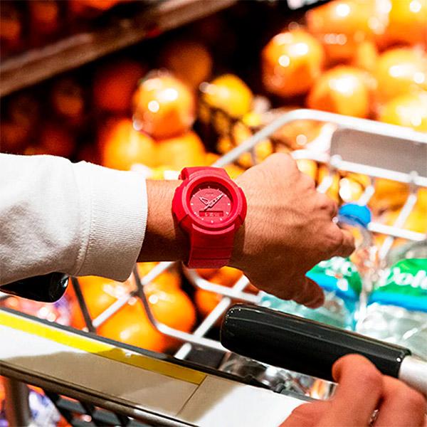 Relógio Casio G-Shock AW-500BB-4EDR Revival  - TREINIT