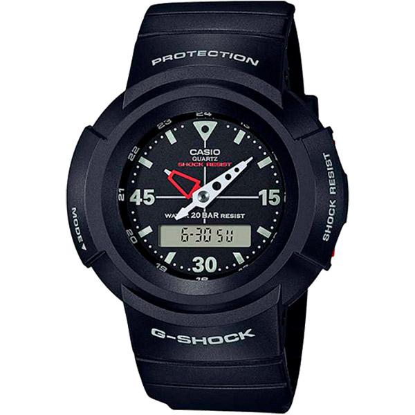 Relógio Casio G-Shock AW-500E-1EDR Revival  - TREINIT