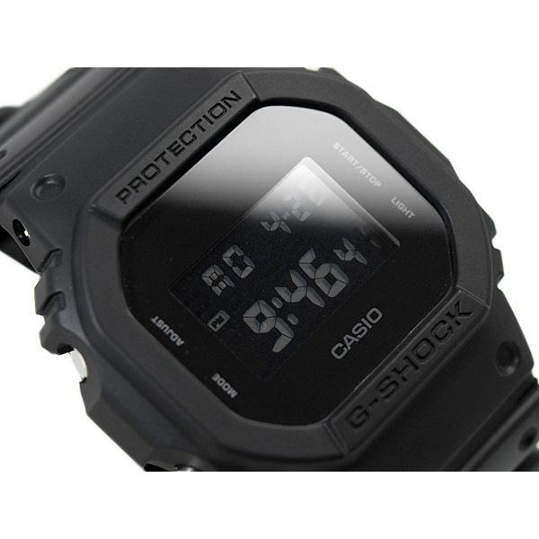 Relógio Casio G-Shock DW-5600BB-1DR Resistente a choques  - Loja Prime