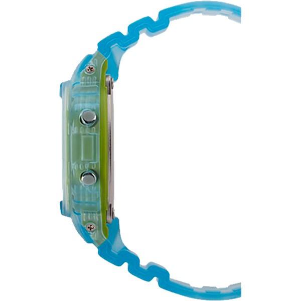 Relógio Casio G-Shock DW-5600LS-2DR Semitransparente  - Treinit