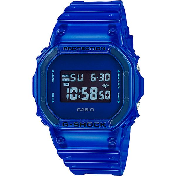 Relógio Casio G-Shock DW-5600SB-2DR Resistente a choques  - TREINIT