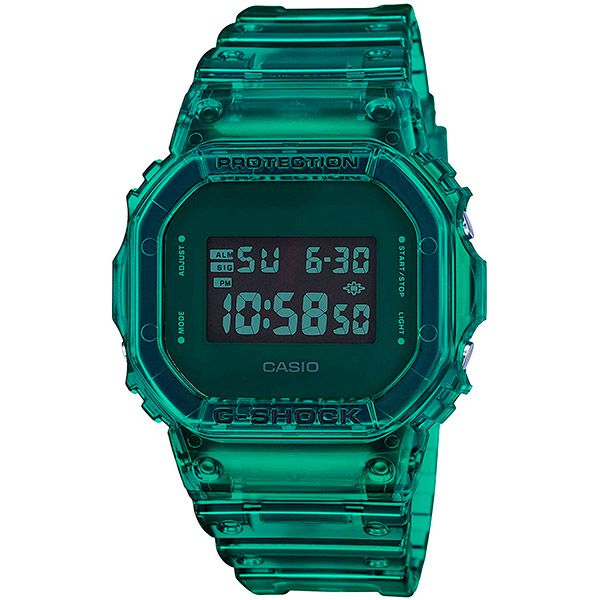 Relógio Casio G-Shock DW-5600SB-3DR Resistente a choques  - TREINIT