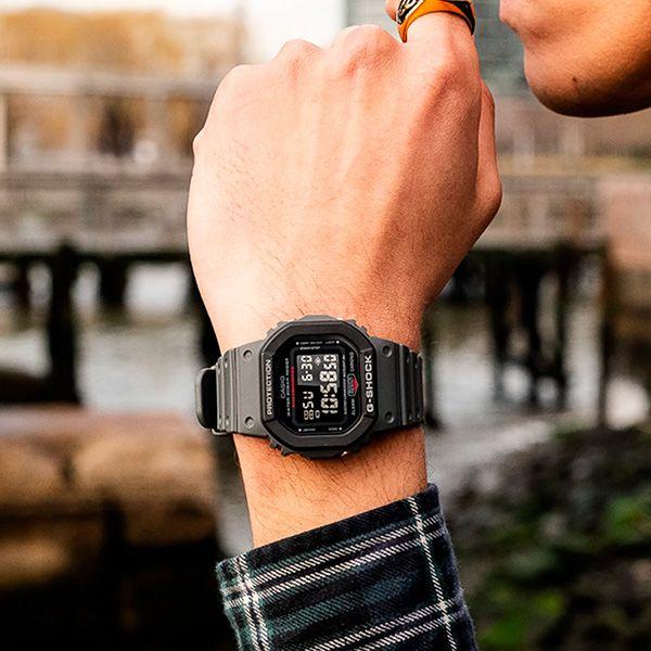 Relógio Casio G-Shock DW-5610SU-8DR Resistente a choques  - TREINIT