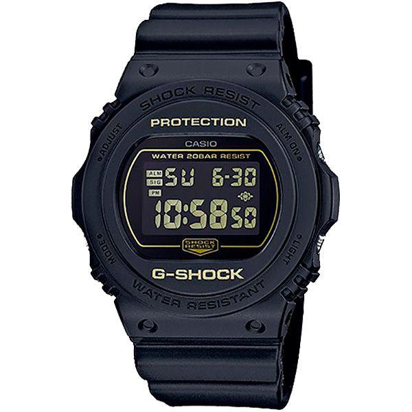 Relógio Casio G-Shock DW-5700BBM-1DR Resistente a choques  - TREINIT
